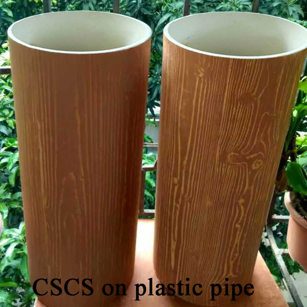 Composite Structure Coating Sheet